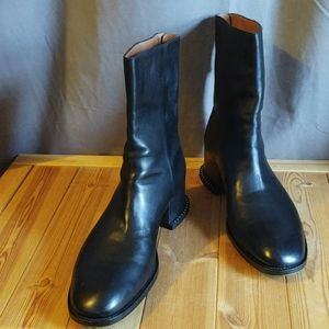 Givenchy Show Ankle Boot Calf-Black Size 45 US 12